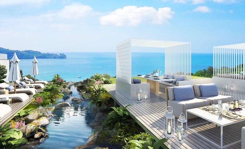 คอนโดน่าลงทุน Adm Platinum Bay Phuket